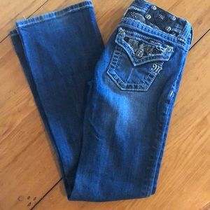 Miss Me jeans girls 14